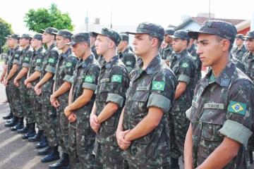 TG faz apresentação de novos atiradores com participação do Legislativo