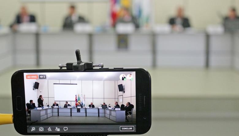 Câmara aprova três projetos de lei do Poder Executivo na 8ª Sessão Extraordinária de 2019
