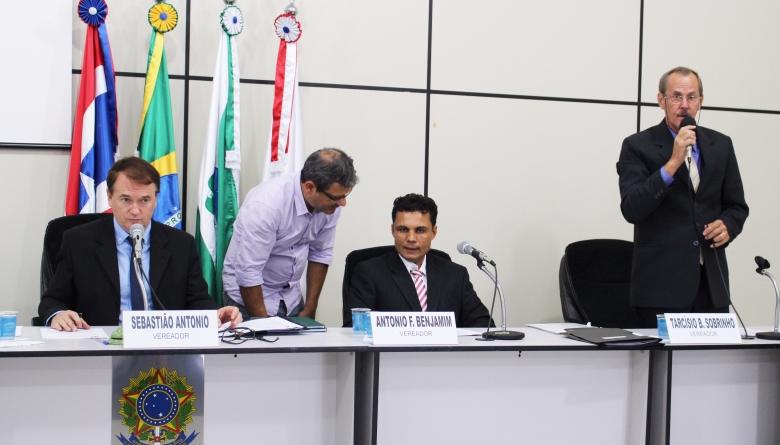 Câmara convoca Sessão Extraordinária para votar projetos do Executivo em primeiro turno