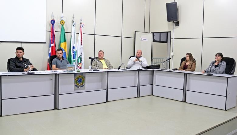Câmara e Prefeitura discutem projeto que dispõe sobre qualificação de organizações sociais que atuam na saúde