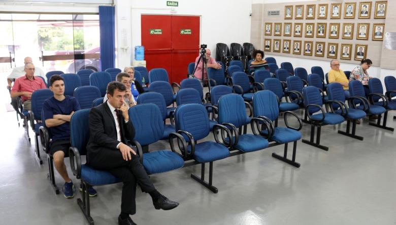 Câmara Municipal elege nova mesa diretora para biênio de 2019/2020