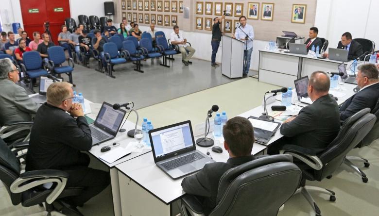 Câmara retorna de recesso com pauta extensa e eleição das Comissões Permanentes