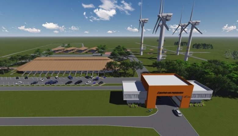 Câmpus Medianeira: Giacobo viabiliza projeto do Parque Cientifico e Tecnológico da UTFPR