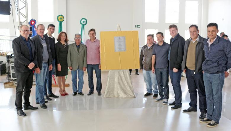 Inaugurada a reforma e ampliação do Centro de Conivência do Idoso