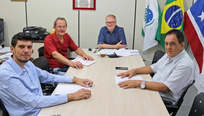Mesa Diretora se reúne para avaliar recomendações encaminhadas pelo Ministério Público
