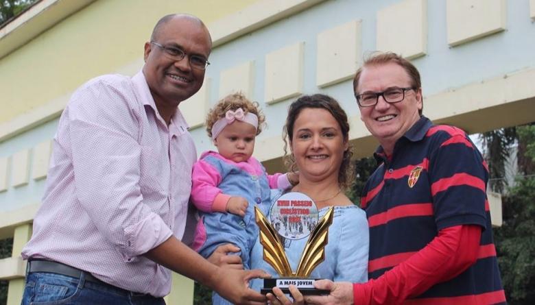 Prefeitura Municipal promoveu com sucesso o XVIII Passeio Ciclístico  no feriado de Tiradentes