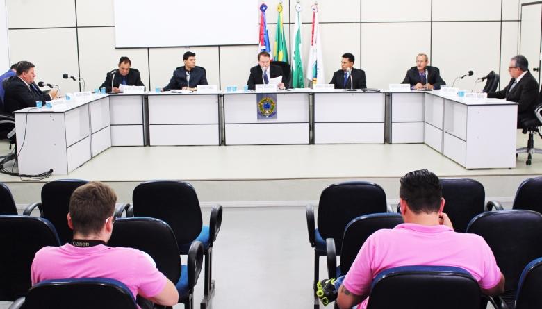 Vereadores definem composição das comissões permanentes da Câmara