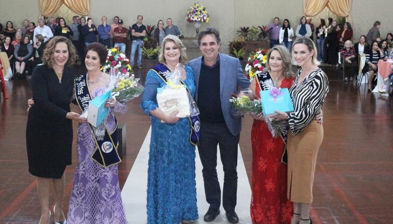 Vereadores prestigiam decisão do Miss Melhor Idade 2019
