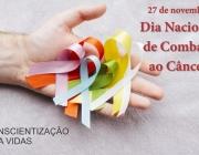 27 de novembro é o Dia Nacional de Combate ao Câncer