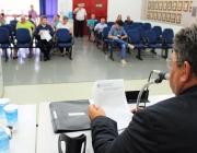 31ª Ordinária é realizada dentro de normalidade usual com aprovação unanime de requerimento
