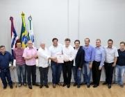 Ricardo Endrigo assina Ordem de Serviço de mais de R$ 3,5 milhões para infraestrutura