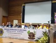 Presidente participa de reunião do conselho distrital do Lions Clube