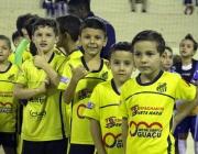 Abertura do Campeonato Municipal de Futsal - Troféu Campos Dourados