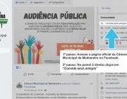Ajude a página da Câmara Municipal de Medianeira a seguir crescendo