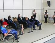 Amesfi apresenta trabalho da entidade  e obra da nova sede aos vereadores