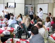 Amesfi reúne lideranças do Município para apresentar moderno Centro de Saúde Auditiva