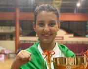 Atleta natural de Medianeira conquista título em campeonato internacional de Karate