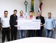 Câmara devolve R$ 600 mil à Prefeitura