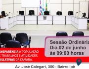 Câmara Municipal de Medianeira convoca vereadores e convida população para participar da 15° Sessão Ordinária