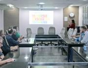 Câmara participa de reunião do Codemed com discussão sobre revisão do Plano Diretor