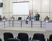 Câmara realiza sua 15ª sessão ordinária de 2019 com nove itens aprovados em pauta