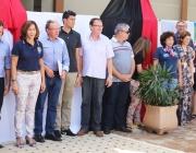 Colégio Mondrone inaugura Cisterna para captação das águas de chuva