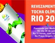 Confira as tochas olímpicas de Berlim 1936 a Rio 2016 e um pouco de sua história: