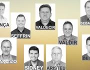 Definido quadro à vereadores de Medianeira para 2017
