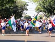 Desfile cívico de 7 de setembro em Medianeira é marcado com Patriotismo