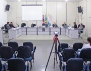 Dez projetos são aprovados em 1º turno durante a 21ª Sessão Ordinária de 2019