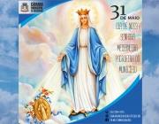 31 de maio: Dia de Nossa Senhora Medianeira, padroeira do Município