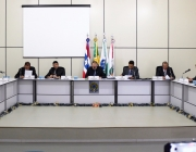 Em segundo turno vereadores aprovam por unanimidade matérias do Poder Executivo Municipal