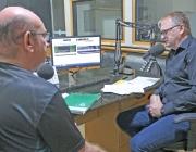 Entrevista de Sebastião Antonio à Rádio Independência AM1020