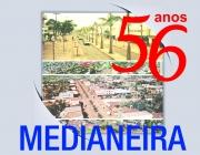 Homenagem da Câmara Municipal aos 56 anos de Medianeira