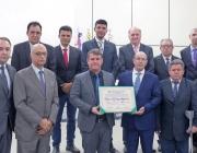 Igreja Maranata recebe Votos de Congratulações da Câmara pelos 52 anos no Brasil