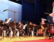 Lançamento de Orquestra Sinfônica de Medianeira lota Centro Popular de Cultura Arandurá em noite memorável ao Rock'n Roll