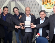 Legislativo homenageia Rádio Cidade FM pelo aniversário de 30 anos