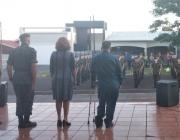 Legislativo prestigia solenidade do Tiro de Guerra em comemoração ao Dia do Exército