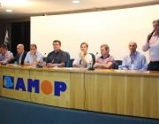 Lindeiros e Amop fazem assembleia conjunta e debatem desenvolvimento regional