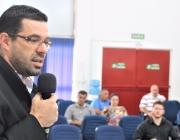 Última Sessão Extraordinária do ano é marcada por discursos de agradecimento e despedida de Vereadores