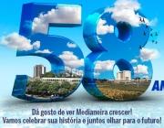 MEDIANEIRA 58 ANOS!