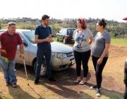 Mesa Diretiva visita Canil Municipal para conferir condições no fornecimento de ração
