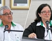 Munícipes utilizam tribuna livre da Câmara para falar de reforma da previdência e fitoterapia