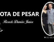 Nota de Pesar - Ricardo Damião Junior