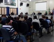 Novo Delegado da Policia Civil apresenta-se ao Legislativo