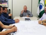 Novo Presidente do Observatório Social é recebido em reunião na Câmara