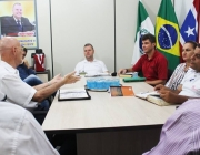 Pastores do Copem se reúnem em encontro com membros da Câmara Municipal