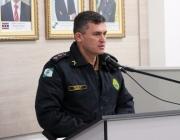 Policiais da ROTAM/Medianeira são homenageados com título de Honra ao Mérito após perseguição a bandidos envolvidos com o assalto em Ciudad del Este