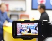 Presidente concede entrevista ao Programa de TV 40 Minutos