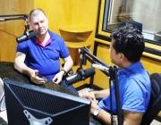 Presidente da Câmara fala a Rádio Independência